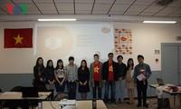 Hội Sinh Viên Việt Nam tại Rennes, Pháp có Chủ tịch mới