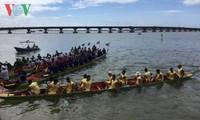 Việt Nam tham dự Lễ hội Biển Campuchia 2015