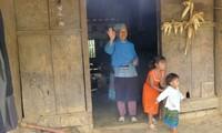 Thăm bản người Mông ở Chiềng Đi, Vân Hồ, Sơn La
