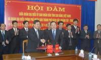 Cao Bằng đẩy mạnh phát triển kinh tế cửa khẩu với thành phố Bách Sắc (tỉnh Quảng Tây, Trung Quốc)