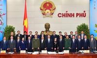 Thủ tướng Nguyễn Tấn Dũng: Phấn đấu đạt kết quả cao nhất các chỉ tiêu, mục tiêu, nhiệm vụ năm 2016