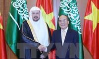 Chủ tịch Quốc hội Vương quốc Ả rập Saudi kết thúc tốt đẹp chuyến thăm chính thức Việt Nam