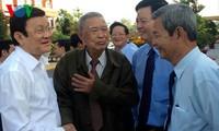 Tỉnh Long An phải tận dụng mọi thuận lợi để trở thành một tỉnh giàu