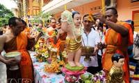 Tết Chol Chnam Thmay của đồng bào Khmer