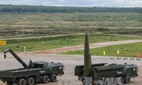 Russia deploys nuclear-capable missiles into Kaliningrad