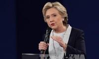 US election 2016: Clinton ahead of Trump