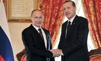 Russia and Turkey discuss Syria issues