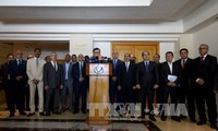 Progress in establishing Libya's Government of National Accord