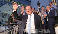 Germany's election: CDU wins North Rhine-Westphalia vote