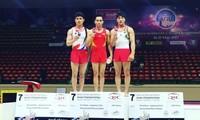 Vietnam wins gymnastics gold at Asian championships