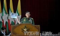 Myanmar air force crash: black box found