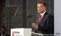 North Korea dismisses Moon Jae-in's peace initiative