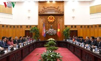 Vietnam, Cambodia should support each other's legitimate interests: PM
