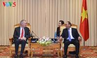 PM congratulates US ambassador on successful term in Vietnam