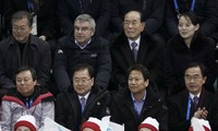 North Korea calls for warm climate of reconciliation