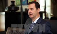 Башар Асад: Сирия доверяет миротворческим усилиям России