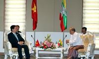 Премьер-министр СРВ Нгуен Тан Зунг встретился с президентом Мьянмы