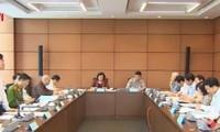 Депутаты Парламента СРВ обсудили социально-экономическое положение страны