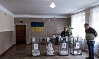 На Украине завершилось голосование по выборам в органы местного самоуправления