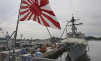 Эсминец США начал патрулирование в районе островов, незаконно построенных Китаем в Восточном море