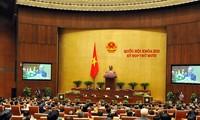 Телемост «Ханой-Туенкуанг» по случаю 70-летия со дня первых всеобщих выборов