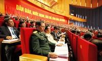 На 12-м съезде Компартии Вьетнама рассматриваются партийные документы