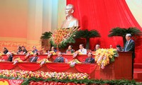 Делегаты начали голосование за избрание кандидатов  в члены ЦК КПВ 12-ого созыва