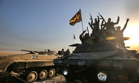 Армия Ирака вместе с курдами освободила 20 сел у Мосула