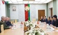 Глава МОБ СРВ То Лам находится в Беларуси с официальным визитом