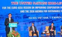 В Ханое продолжает свою работу конференция ООН по активизации сотрудничества в содействии торговли