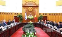 Вьетнам и Израиль расширяют сотрудничество в разных областях