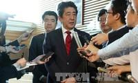 Лидеры РК и Японии по телефону обсудили ядерную проблему Корейского полуострова