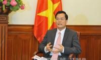 Беседа «Встреча США» способствует углублению вьетнамо-американских отношений