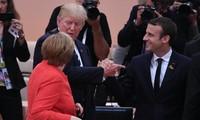 Лидеры стран G20 приняли коммюнике по итогам саммита в Гамбурге