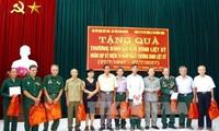 Мероприятия, посвященные Дню инвалидов войны и павших фронтовиков Вьетнама