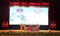 Во Вьентьяне открылся 4-й фестиваль лаосско-вьетнамской дружбы