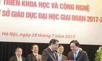 Необходимо содействовать проведению научных исследований во вьетнамских вузах