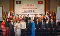 Нгуен Суан Фук председательствовал на праздновании 50-летия создания АСЕАН