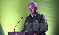 Шойгу сообщил о наращивании вооруженных сил страны в Центральной Азии