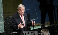 Генсек ООН призвал к полной ликвидации ядерного оружия