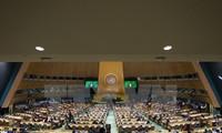 Генассамблея ООН избрала 15 новых членов Совета ООН по правам человека
