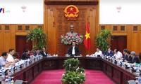 Нгуен Суан Фук провел рабочую встречу с руководством провинции Бакнинь