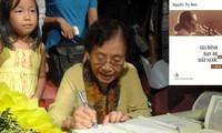 """Nguyen Thi Binh et ses mémoires : """"Ma famille, mes amis et mon pays"""""""