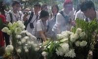Fin de la colonie de vacances Vietnam 2012