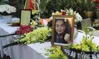 Le monde exalte le général Vo Nguyen Giap