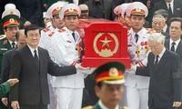 Cérémonie commémorative à la mémoire du général Vo Nguyen Giap