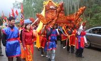 Les fêtes folkloriques au Vietnam