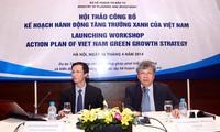 Publication du plan d'action nationale pour la croissance verte