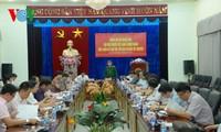 Les diplomates constituent une chaîne d'information fiable sur la situation du Tay Nguyen