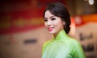 Miss Vietnam 2014 et ses dauphines